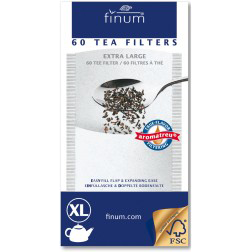 Finum Tea Filter Extra Slim