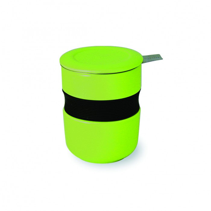Curve Asian with Infuser and Lid 12 oz
