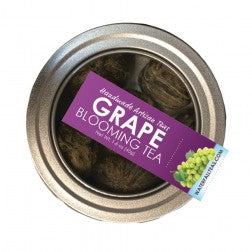 Grape Blooming Tea