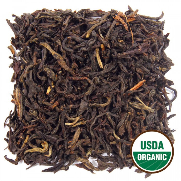 Organic Darjeeling First Flush (DJ-1)