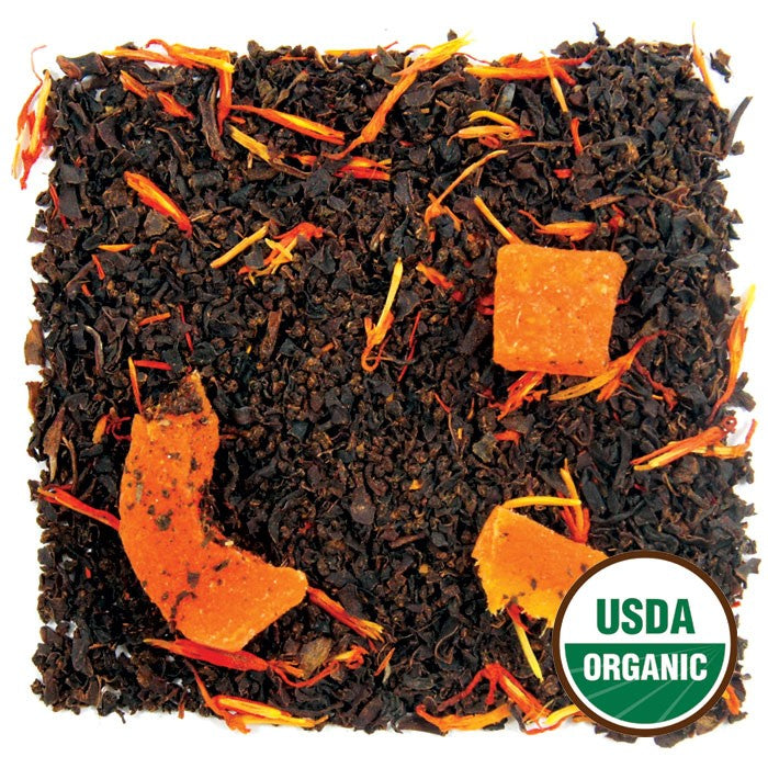Organic Mango Black Tea