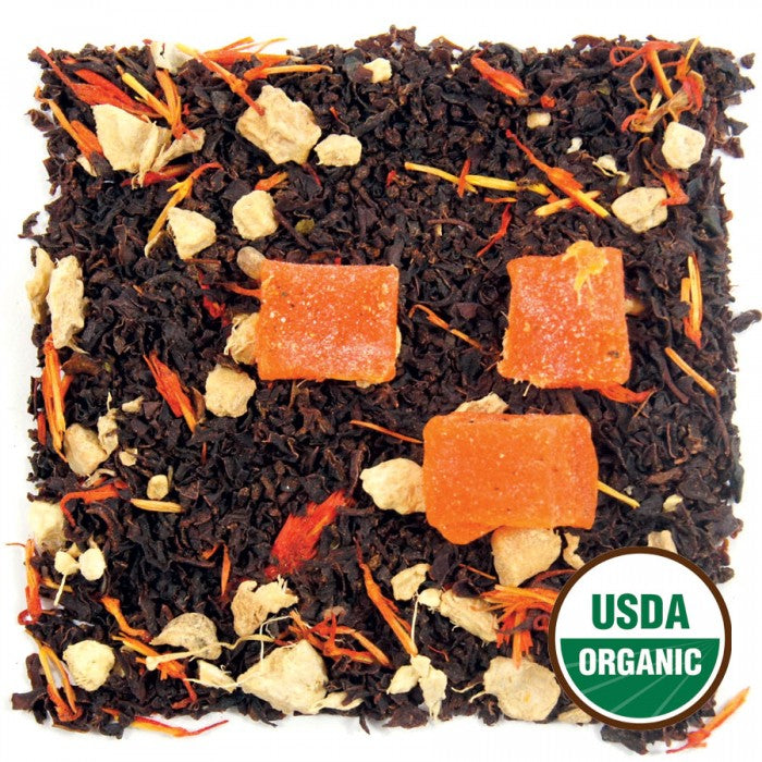 Organic Mango Ginger Black Tea
