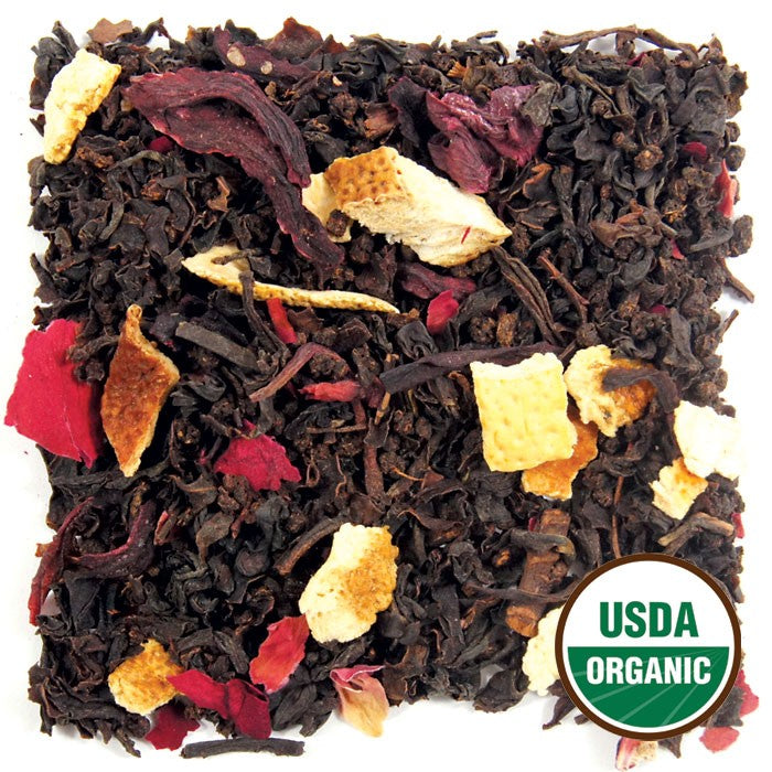 Organic Passion Fruit Black Tea