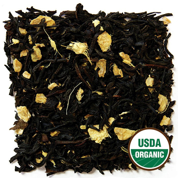 Organic Wild Ginger Black Tea