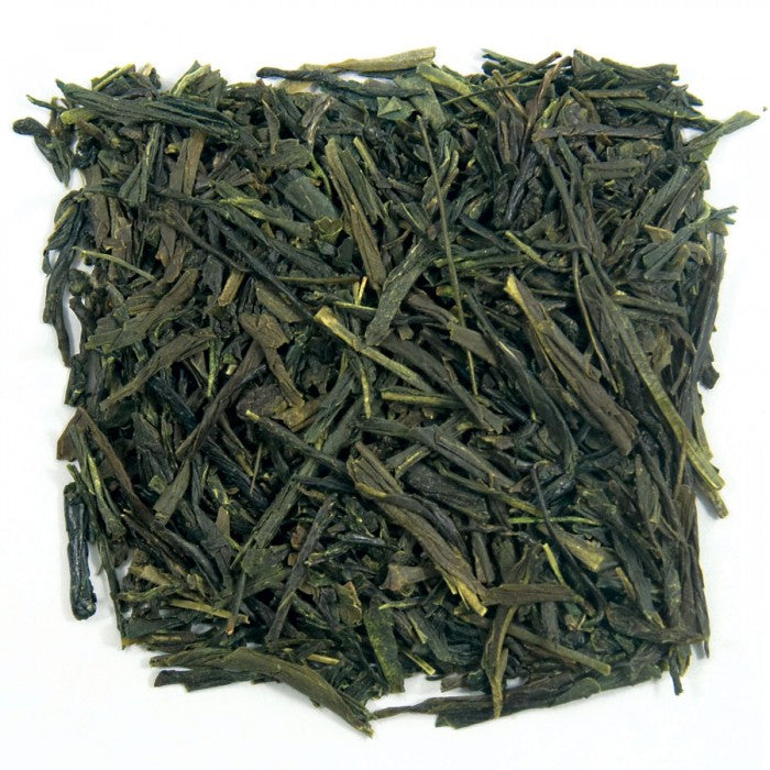 Organic Sencha With Orange
