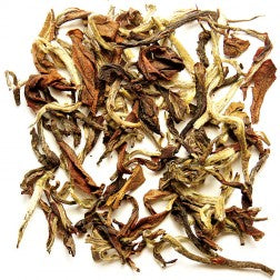 White Darjeeling Tea