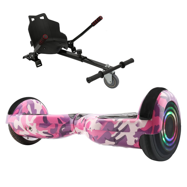 6.5 inch Electric Scooter Hoverboard Bluetooth Hovercart