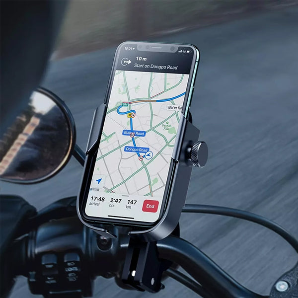 Baseus Motorcycle Phone Holder Cell Phone