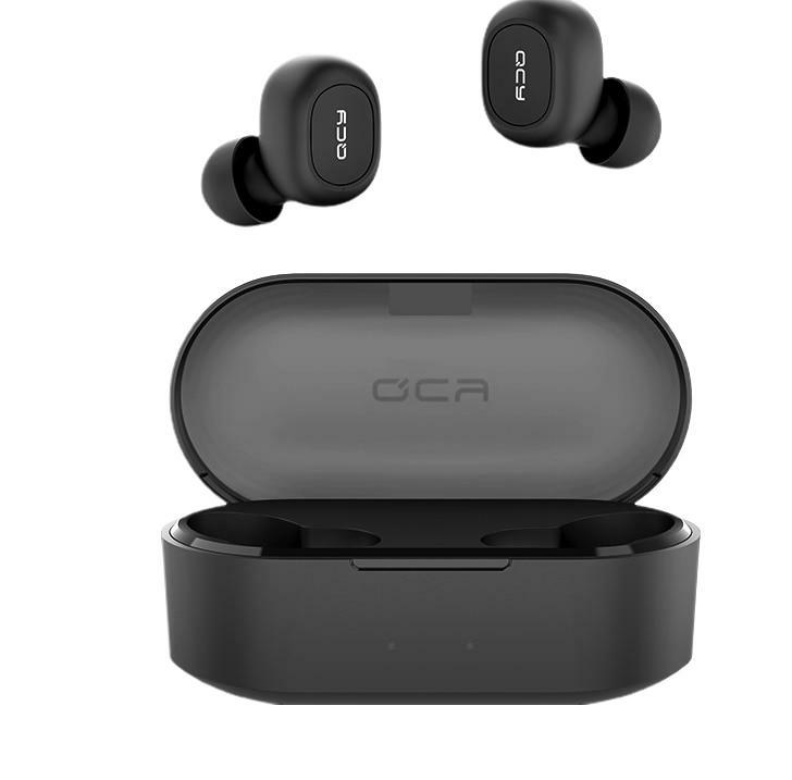 QCY QS2 TWS Bluetooth V5.0 Headphones 3D Stereo with Dual Microphone