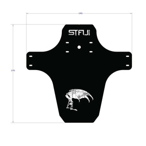 STFU BIKE -Gunk Guard