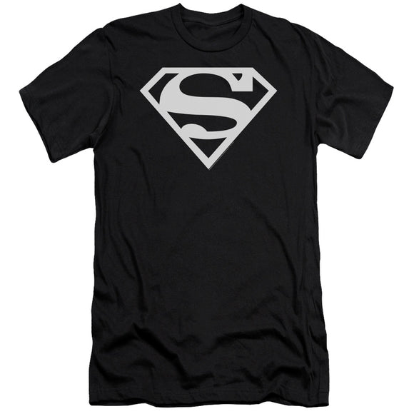 Superman - Logo Premium Canvas Adult Slim Fit 30/1