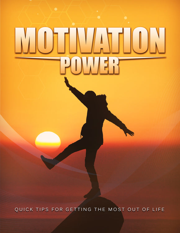 Motivation Power E-Book