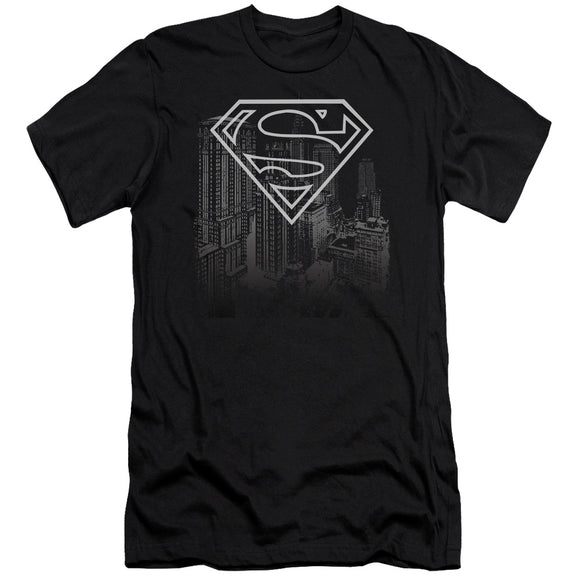 Superman - Skyline Short Sleeve Adult 30/1