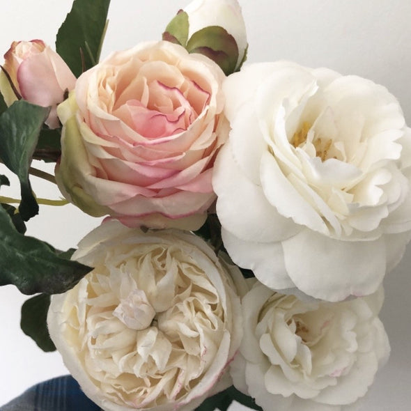 Peonies + Roses are everyone's favorite flowers, and now you can have them all year round.
