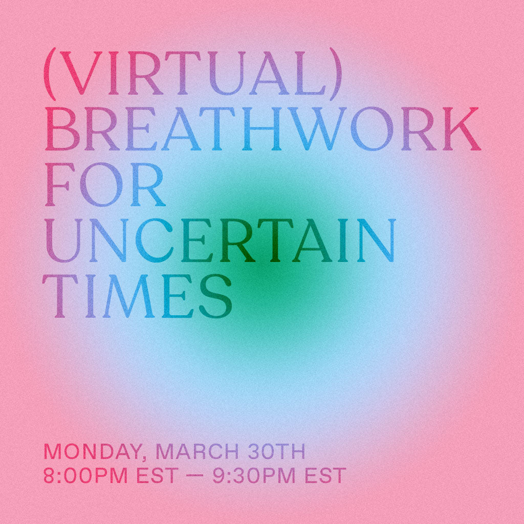 Virtual Breathwork for Uncertain Times