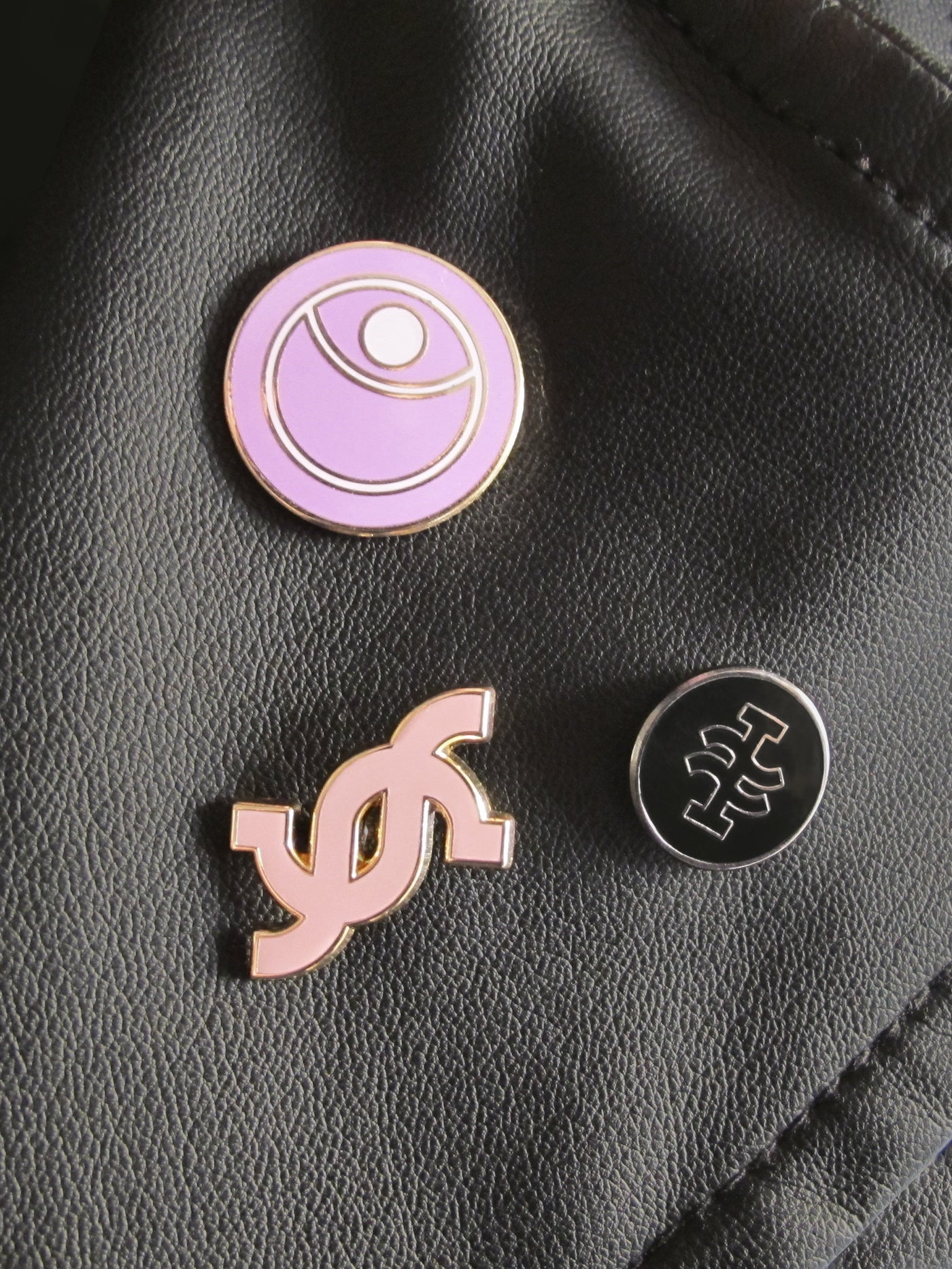 'I Am My Own Girl Crush' Sigil Pin