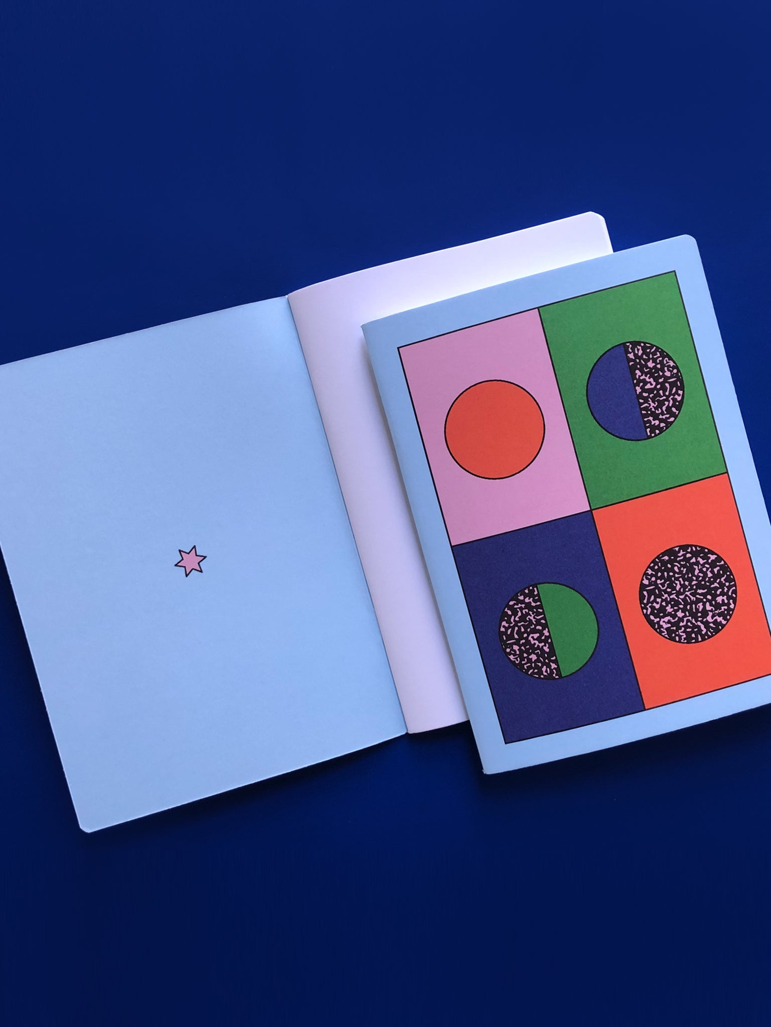 Moon Cycle Notebook