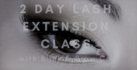 Prince George Blink & Brow Co. 2 Day Intensive Lash Extension Certification Training