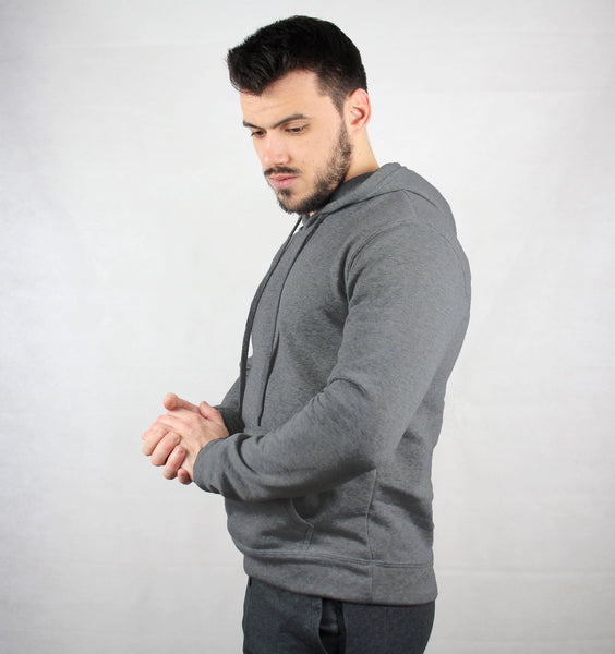 Sweat Confort Gris