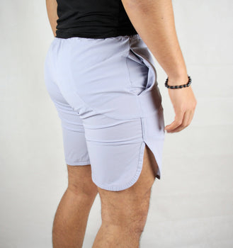 Active Short Gris clair
