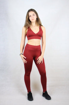 Ensemble Elevate Rouge