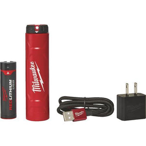 Milwaukee Li-Ion USB Rechargeable Battery & Charger Kit 48-59-2003