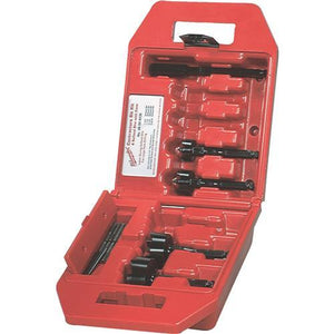 Milwaukee 4-Piece Contractor's Self-Feed Wood Bit Set 49-22-0135