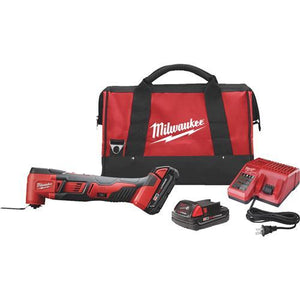 Milwaukee M18 Lithium-Ion Cordless Oscillating Tool Kit 2626-22