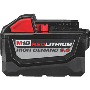 Milwaukee M18 REDLITHIUM High Demand Li-Ion Tool Battery 48-11-1890