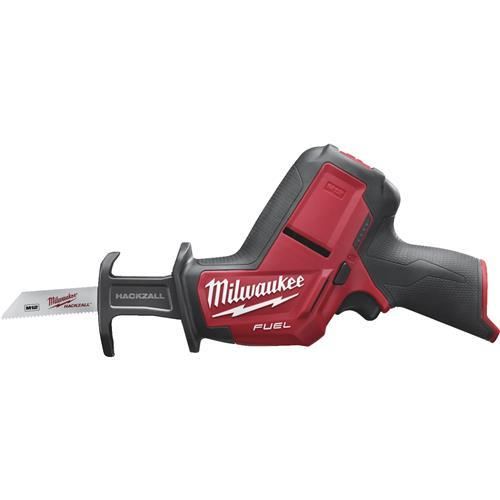 Milwaukee Hackzall M12 FUEL Lithium-Ion Brushless Cordless Reciprocating Saw - Bare Tool 2520-20