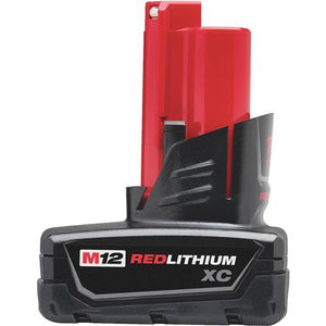 Milwaukee M12 REDLITHIUM XC Li-Ion Tool Battery 48-11-2402