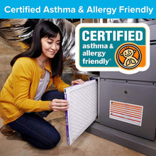 Load image into Gallery viewer, Filtrete 20x20x1, AC Furnace Air Filter, MPR 1500, Healthy Living Ultra Allergen, 4-Pack