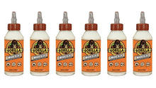 Load image into Gallery viewer, Gorilla 6200022-6 Wood Glue, 8 oz, (Pack of 6), 6-Pack, 6 Piece