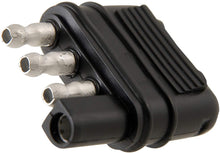 "Load image into Gallery viewer, Hopkins 48110 Endurance 12"" Long 4-Wire Flat Trailer Side Connector"