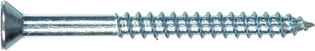 The Hillman Group 5772 Wood Screw, 6 X 1-Inch