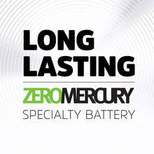 Load image into Gallery viewer, Energizer LR44 Battery, Silver Oxide 303, 357, AG13, or SR44 1.5 Volt Batteries (3 Count) - Packaging May Vary