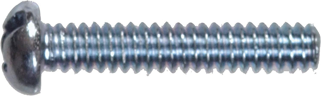 The Hillman Group 90293 10-32-Inch x 1/2-Inch Round Head Combo Machine Screw, 100-Pack