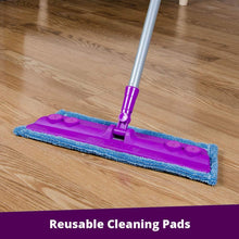 Load image into Gallery viewer, Rejuvenate Microfiber Cleaning Pad Refill Fits Hardwood & Laminate Floor Care System Mop – Use with all Rejuvenate Floor Cleaning and Restoration Products
