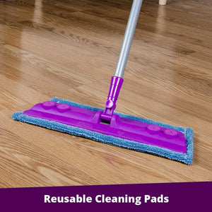 Rejuvenate Microfiber Cleaning Pad Refill Fits Hardwood & Laminate Floor Care System Mop – Use with all Rejuvenate Floor Cleaning and Restoration Products