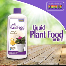 Load image into Gallery viewer, Bonide (BND108) - Liquid Plant Food, 10-10-10 Soil Fertilizer (8 oz.)