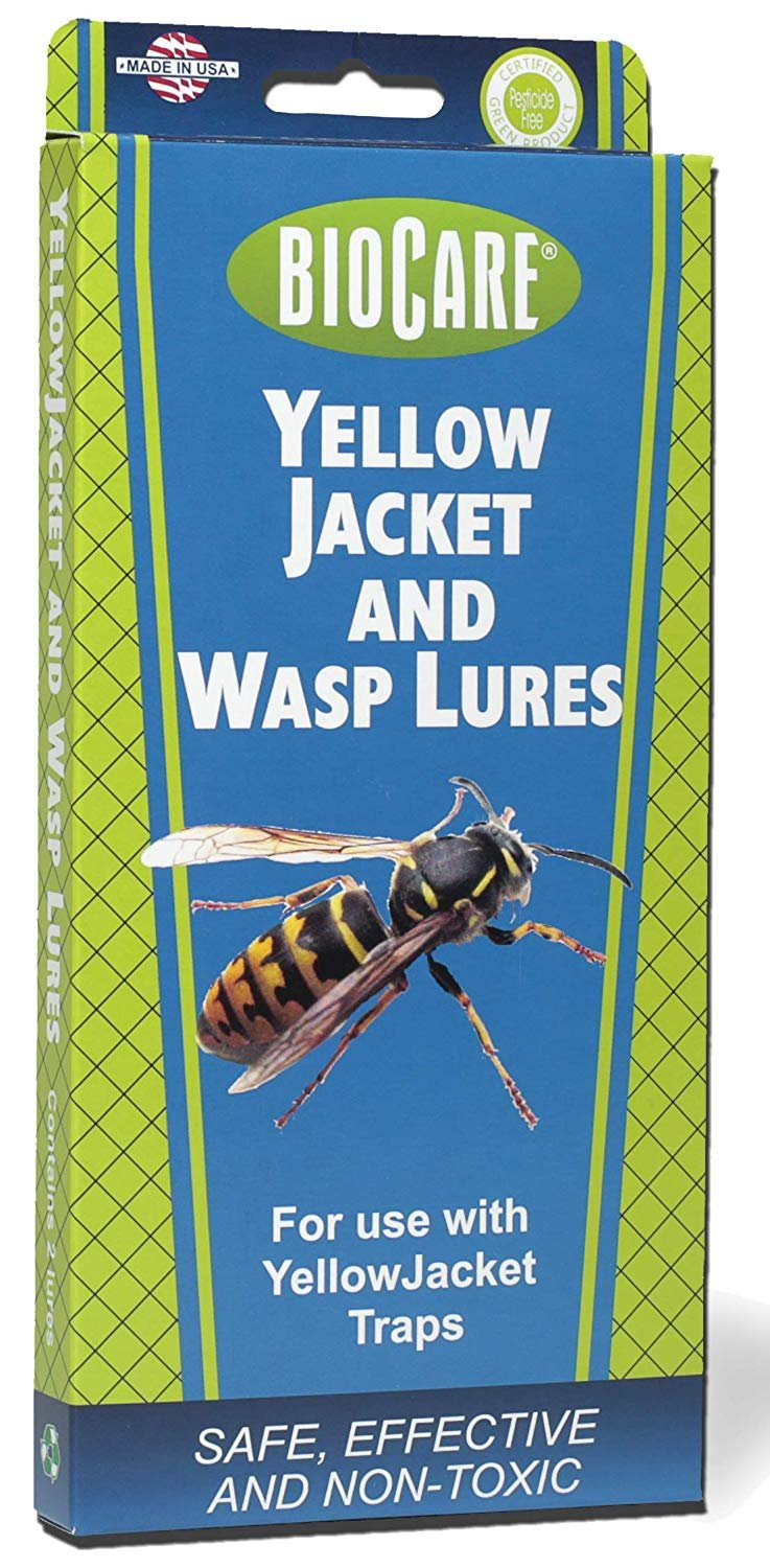 BioCare S1533 Springstar Wasp & Yellow Jacket Lure