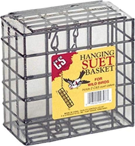 C&S Double Hanging Suet Basket