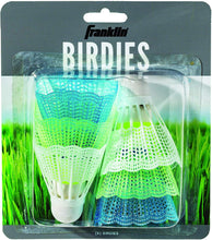 Load image into Gallery viewer, Franklin Sports Birdies Shuttlecock (6-Pack)