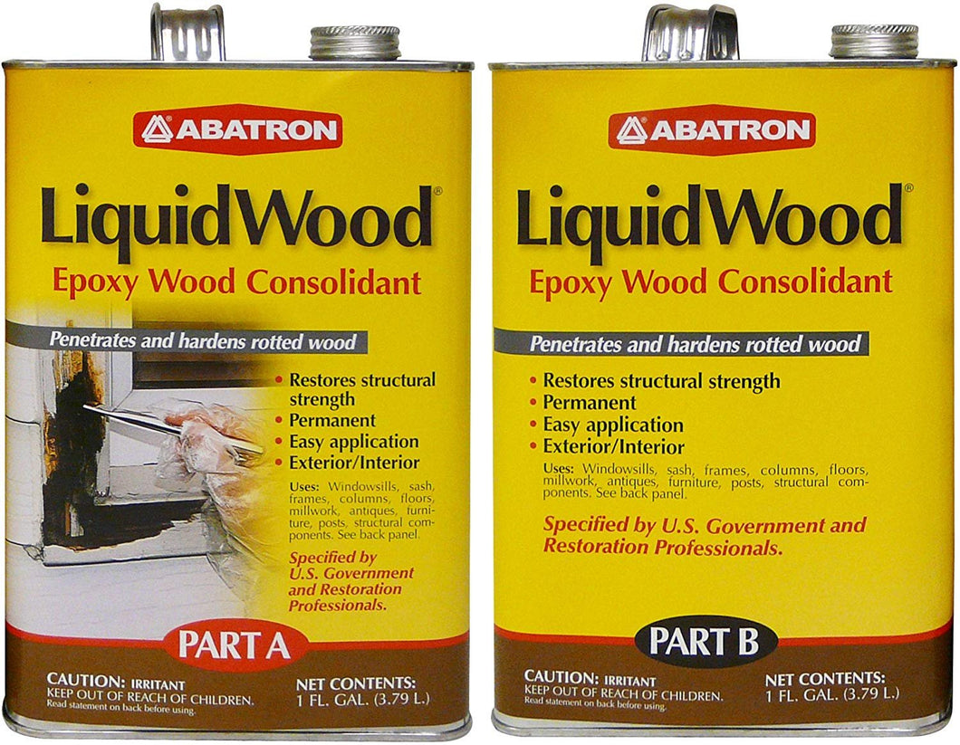 LiquidWood 2 Gallon Kit