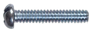 The Hillman Group 90120 6-32-Inch x 3/8-Inch Round Head Combo Machine Screw, 100-Pack