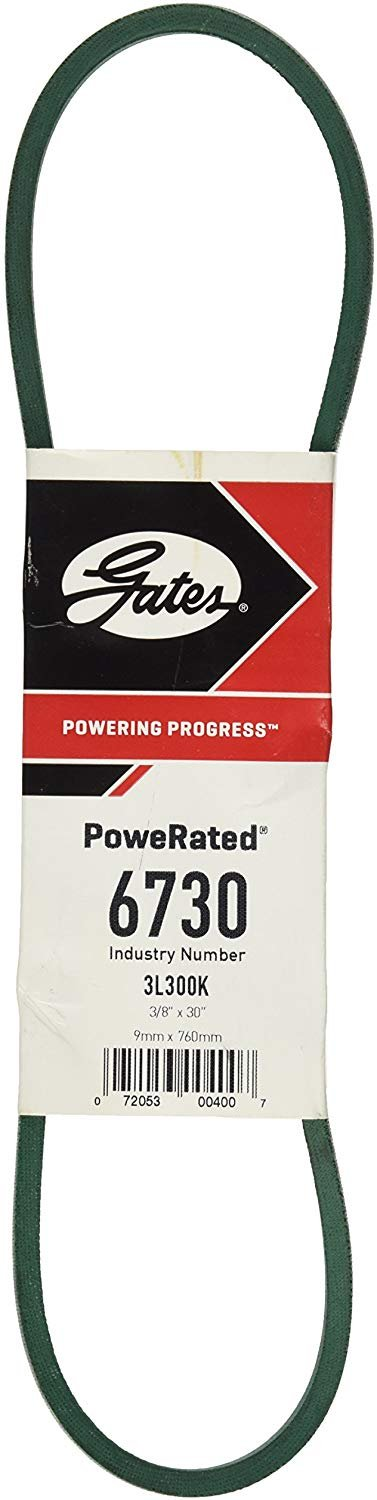 Gates 6730 Powerated Belt