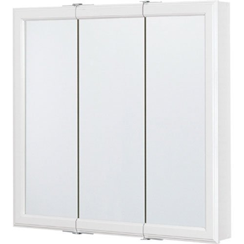 Rsi Home Products Cbt30-Wh-B Triview Medicine Cabinet, 30