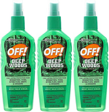 Load image into Gallery viewer, OFF! Deep Woods Off! Insect Repellent Pump 6 oz