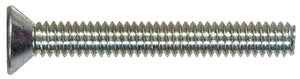 "Hillman Group 101040 6-32-Inch x 1-1/2-Inch, 100-Pack Zinc Flat Head Phillips Machine Screw, 6-32 x 1-1/2"", 100 Pieces"