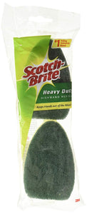 Scotch-Brite Heavy Duty Dishwand Refill, 2-Refills